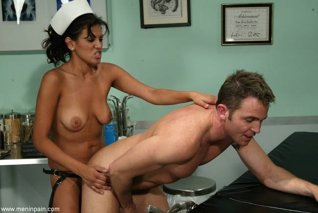 femdom nurse
