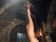 Nadia fantasizes about being abused in a dungeon