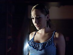 Lily LaBeau gets mind fucked and bondage sex.