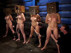 Four sluts compete to be the next trainee. The question is, will any of them prove to be worthy?